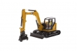 Cat 309 CR Mini-graafmachine